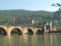 Panoramic View of Heidelberg (Copyright: http://de.wikipedia.org/wiki/Benutzer:Ackerboy, Source: en.wikipedia.org)
